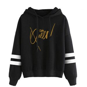 eva queen hoodies